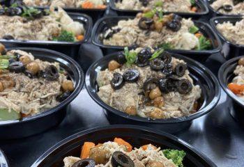 Mediterranean Chicken Bowl - Low Carb