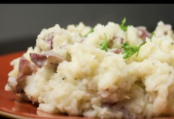 Garlic Mash Potato, 1 Pound