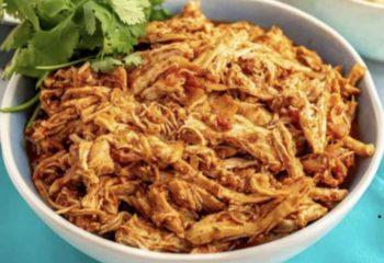 Kickin Cajun Chicken-Low Carb