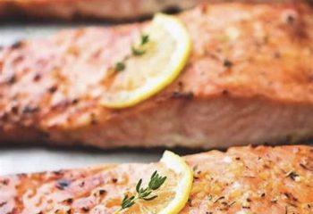 Baked Wild Caught Salmon (1 Pound)