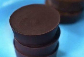 Double Dark Chocolate Keto Cups